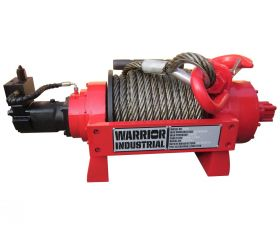 JP 20 Industrial Hydraulic Winch