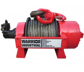 JP 25 Industrial Hydraulic Winch