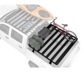 Nissan Frontier Pickup Truck (1997-Current) Slimline II Load Bed Rack Kit - by Front Runner