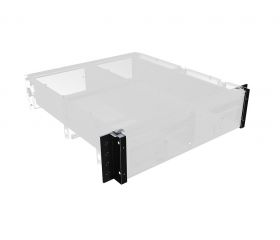 Front Face Plate Set for Pickup Drawers / Large - by Front Runner