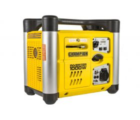 Champion 1000 Watt Inverter Benzine Generator