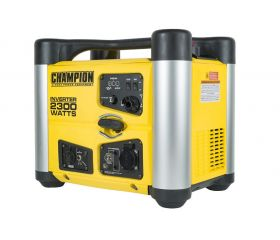 Champion 2300 Watt inverter benzine generator