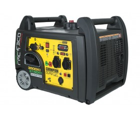 Champion 3400 Watt Dual Fuel Inverter Generator