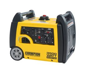 Champion 3400 Watt Inverter Benzine Generator