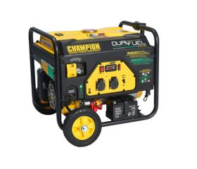 Champion 2800 Watt Dual Fuel Generator Met Electrische Start