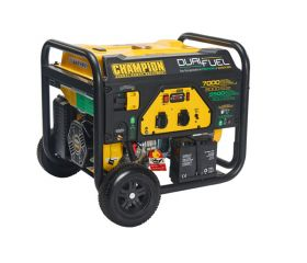 Champion 7000 Watt Dual Fuel Generator Met Electrische Start