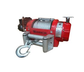 RV 8000 Hydraulic Winch - Short Drum