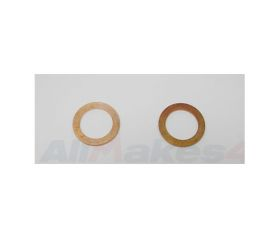 INJECTOR NOZZLE WASHER - FUEL - COPPER - 2 LTR DIESEL - S2