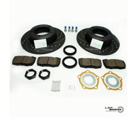 90,110,130 POWERspec Front SOLID Kit (91-16)