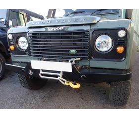 Defender Winch Bumper (non Air-Con)