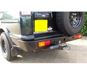 Discovery 2 Rear Bumper