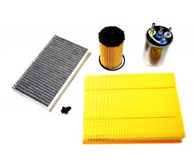 SERVICE KIT - MAJOR - TD6 2.7L DIESEL - UPTO 6A999999 - D3/RRS 05-09