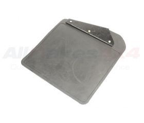 MUDFLAP ASSEMBLY - FRONT - MUDFLAPS - RH - WITH BRACKET - DEF 07>