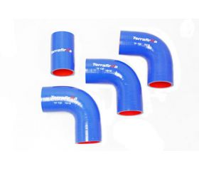 TERRAFIRMA SILICONE INTERCOOLER HOSE KIT BLUE 90/110/130 200TDI