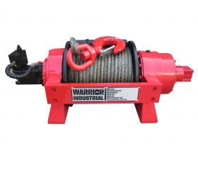 JP 13 Industrial Hydraulic Winch